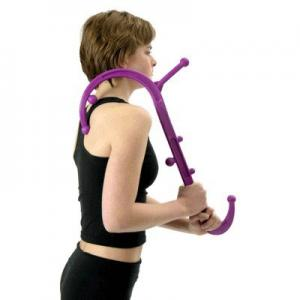 Great tool for tension relief in shoulders.